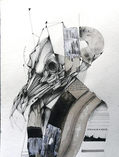 Eric Lacombe, 'Anomalie 17', 2017