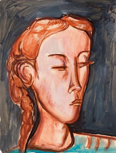 Irma Stern, 'Portrait', 1952