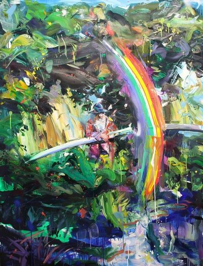 Paul Wright, 'Monet's Rainbow ', 2017