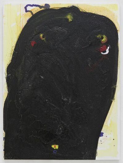 Suzanne McClelland, 'Mute L', 2019