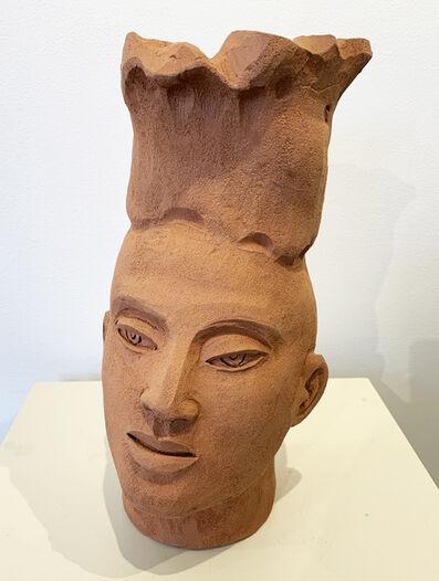 James Tyler, 'Head III', 2021