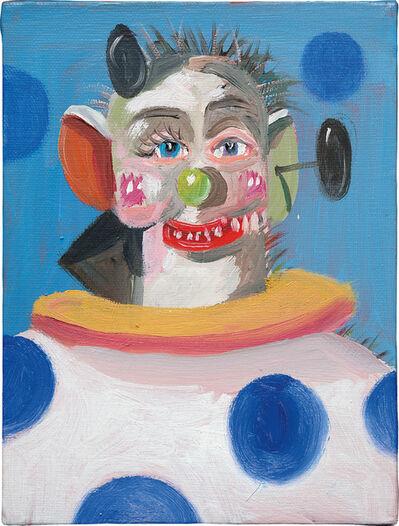 George Condo, 'Son of Bozo', 2008-09