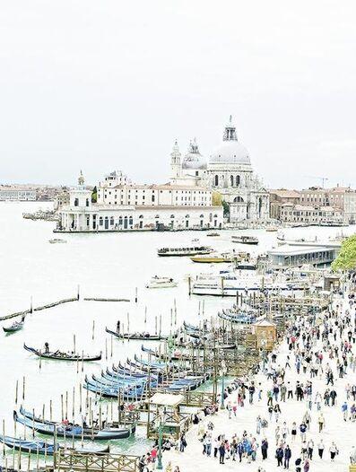 Joshua Jensen-Nagle, 'The Heart of Venice', 2018