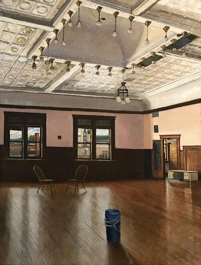 Eric Forstmann, 'Oddfellows Ballroom', 2017