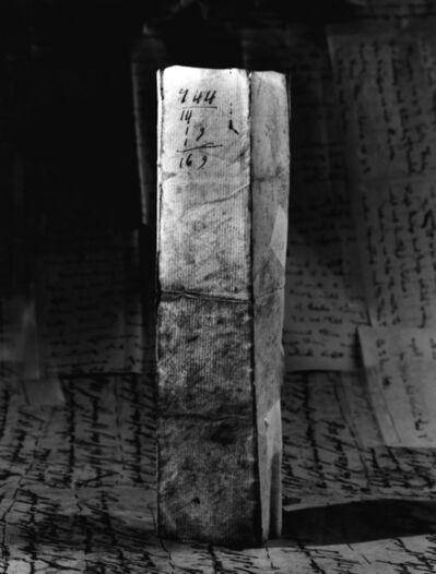 Alexandra Catiere, 'Letters #5', 2004