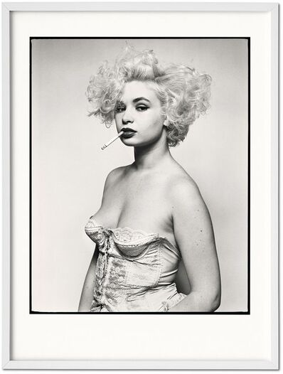 Bettina Rheims, 'Bettina Rheims. Art Edition 'Marthe, 1987''