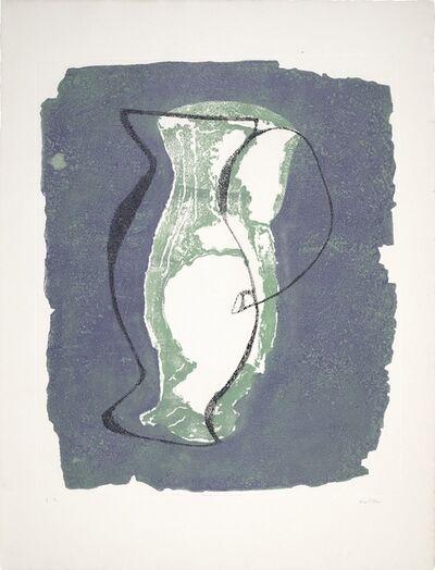 Jean Fautrier, 'Le pichet', 1947