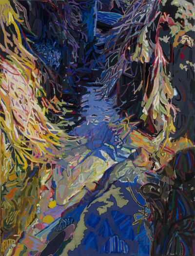 Leon Benn, 'Tidal Print No. 1 (Kettle Cove, Maine)', 2019