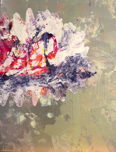 Melissa Dickenson, 'Over Take', 2014