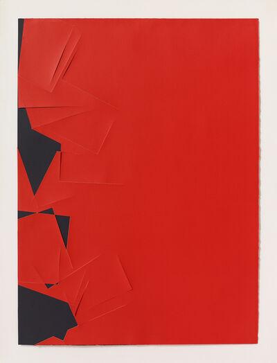 Stephen Antonakos, 'Untitled Cut, D#13', 1977