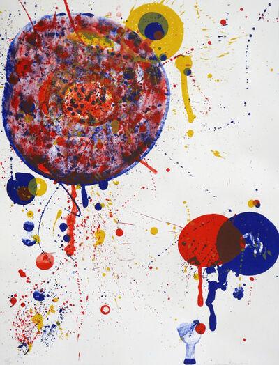 Sam Francis, 'Chinese Balloons', 1963
