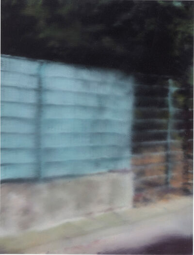 Gerhard Richter, 'Fence P13', 2008