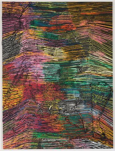Harmony Korine, 'Scubby Line', 2014