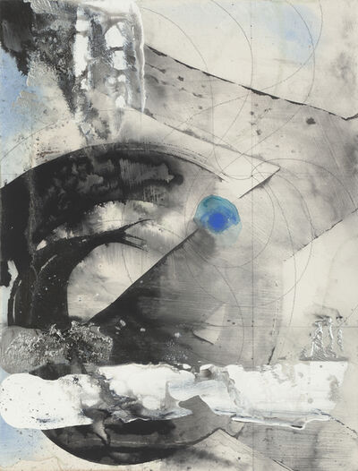Shelley Loheed, 'Eye of the storm', 2021