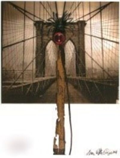 Anna Bella Geiger, 'Flumenpont nº1', 2001-2005