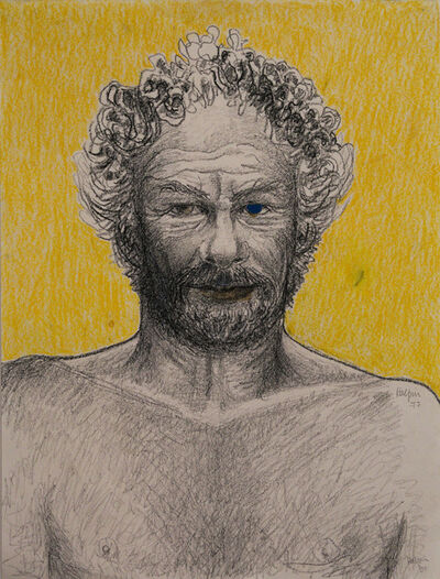 Lawrence Halprin, 'Self-Portrait', 1977