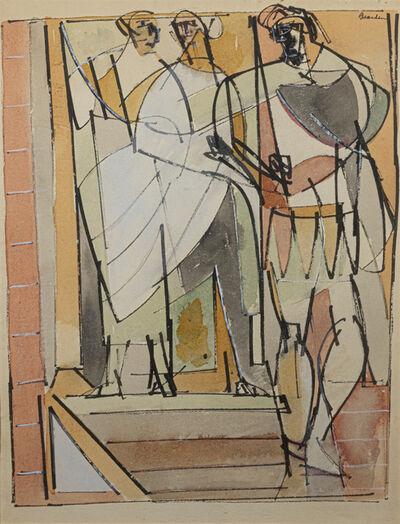 Romare Bearden, 'Untitled', ca. 1948