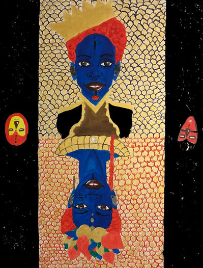 Amani Tamba, 'Prince(sses) perdue(e)s dans Babylone', 2019