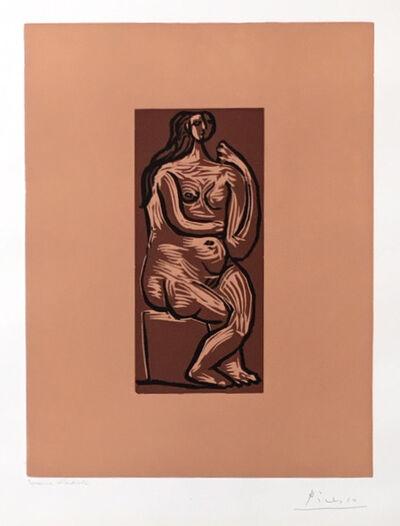 Pablo Picasso, 'Nu Assis'