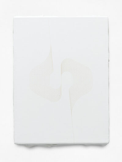 Carsten Nicolai, 'formula bifoliate 113', 2018