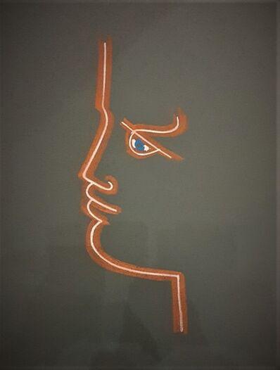 Jean Cocteau, 'Galerie Pont des Art's Poteries, C. 1958', 1958