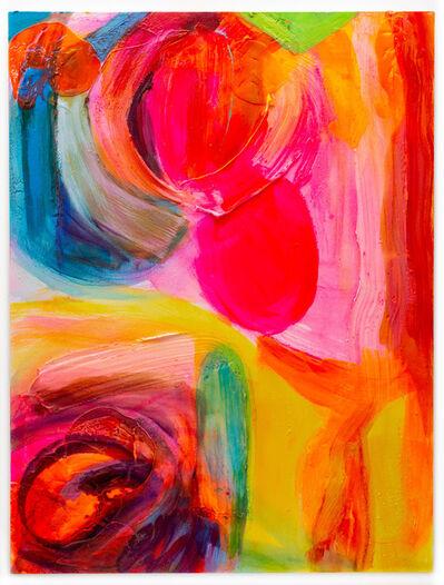Debra Drexler, 'Violet Orange Spin', 2017