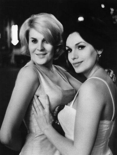 Christer Strömholm, '0120 Gina & Nana, Paris ', 1963