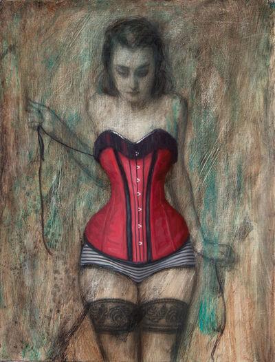Dorian Vallejo, 'Drawingn #9'