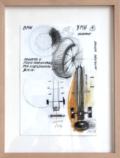 Fabrizio Plessi, 'BMW 1'