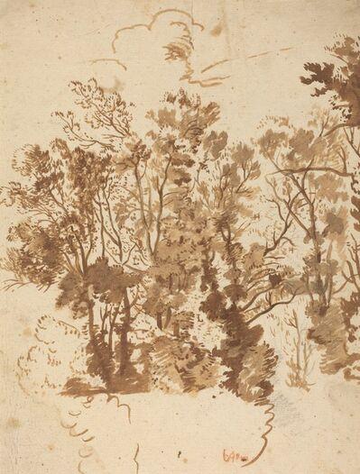 Bartholomeus Breenbergh, 'Landscape Study', probably 1631