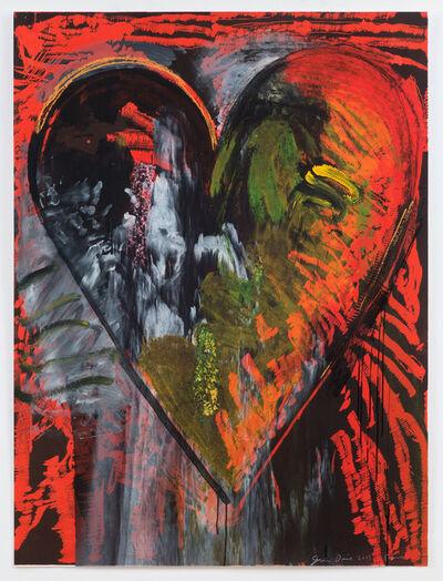 Jim Dine, 'Paris 2015, winter (F)', 2015