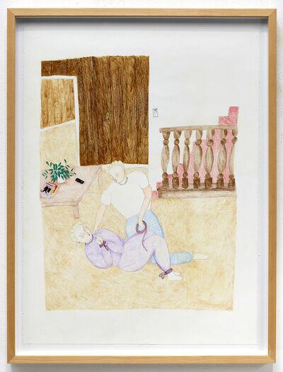 Claire Milbrath, 'Rosebuds', 2018