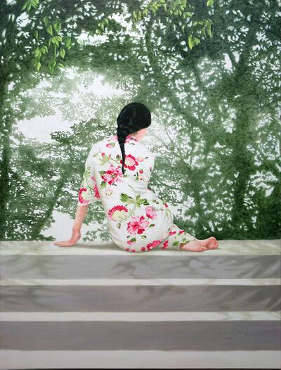 Woo-lim Lee, 'Spring', 2017