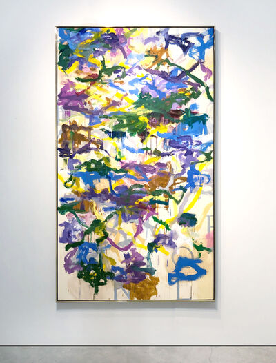 Kikuo Saito, 'Blue Talia', 2009