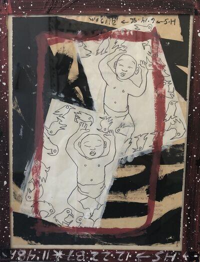 Huck Snyder, 'Untitled babies 6.14.86', 1987