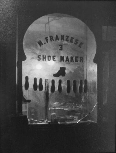 Ralph Steiner, 'Shoe Maker', 1921