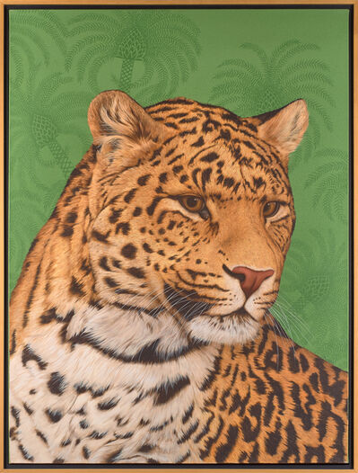 Tom Palmore, 'Leopard', 1994