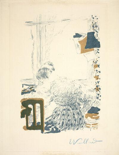Édouard Vuillard, 'The Dressmaker (La Couturière) from Album de la Revue Blanche', 1895