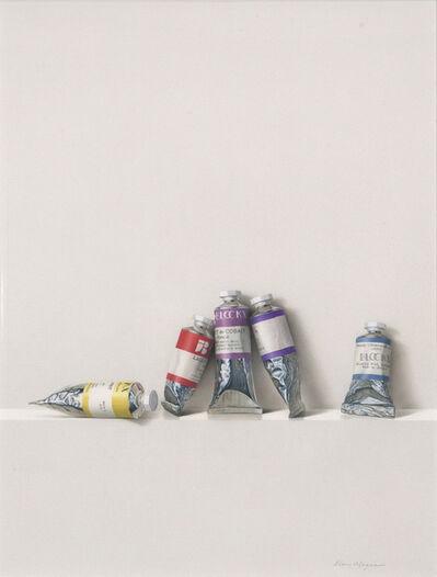 Alan Magee, 'Paint Tubes', 1980