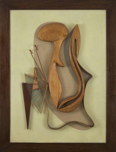 Cesar Domela, 'Relief n°49', 1955