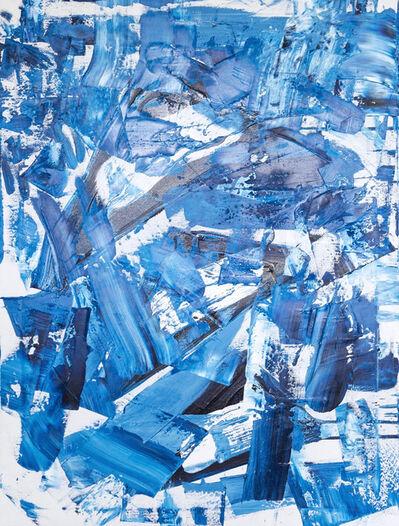 Conor Mccreedy, 'Symphony in Blue', 2017