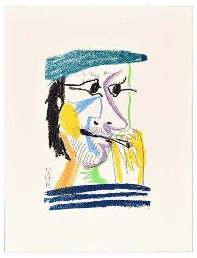 Pablo Picasso, 'Le goût du Bonheur - 20.5.64 III (After) P. Picasso', 1998