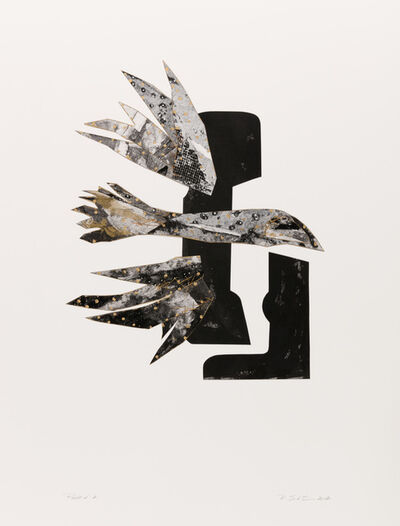 Ramona Sakiestewa, 'Raven 2', 2017