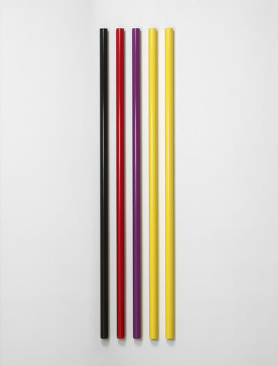 Liam Gillick, 'Projection Railed', 2020