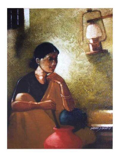Shankar Kendale, 'Reflecting'