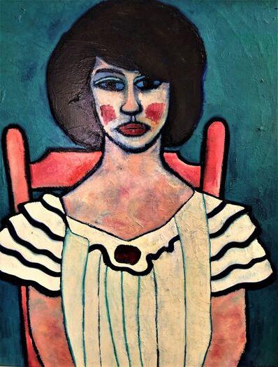 Daniel Brennan, 'Girl in White', 1960
