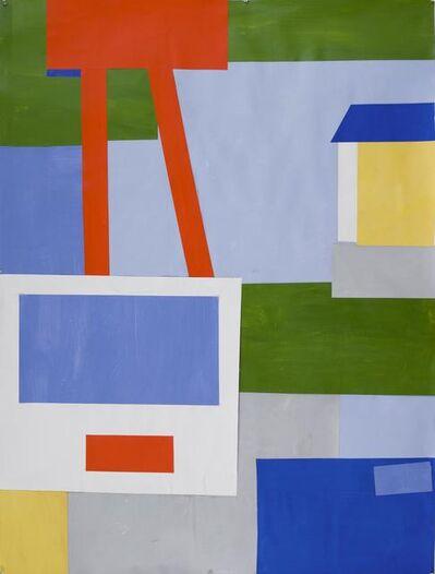 Naomi Nemtzow, 'White Car at Pathmark #3', 2012