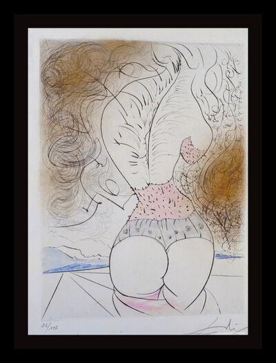Salvador Dalí, ' La Venus aux Fourrures The Torso', 1968