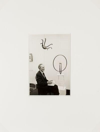 Umbo, 'Marcel Duchamp meme (from Re-object Mythos)', 1965-2007