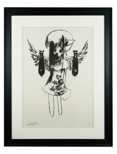 Antony Micallef, 'Light Angel Bomber  2', 2006